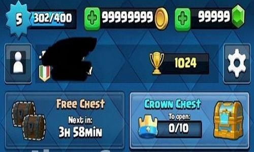 взлом clash royale бесплатно